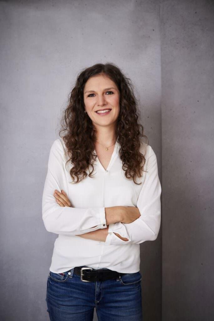 Logopädin Julia Bauer