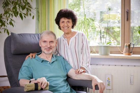 Logopädie-Patient Erhard