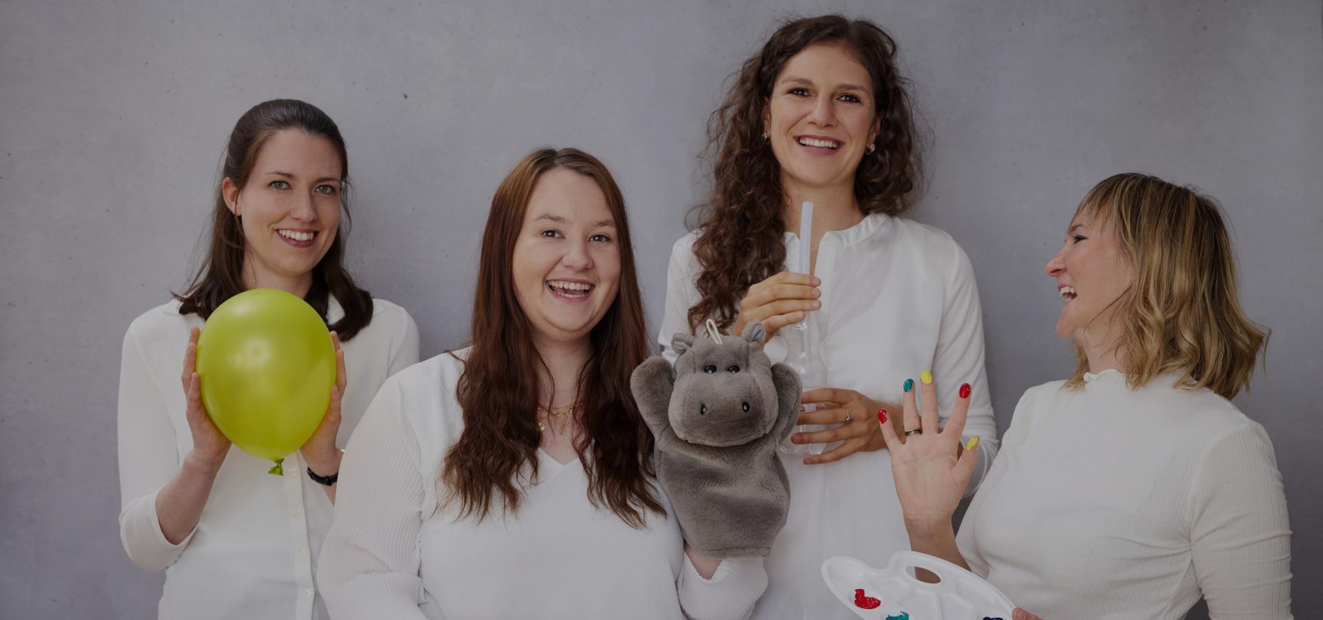 Team: Birthe O., Julia T., Julia B., Olga I.